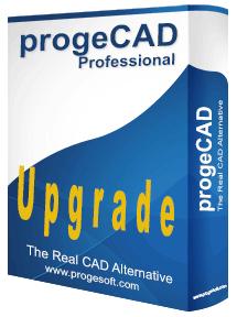 caixa progecad upgrade